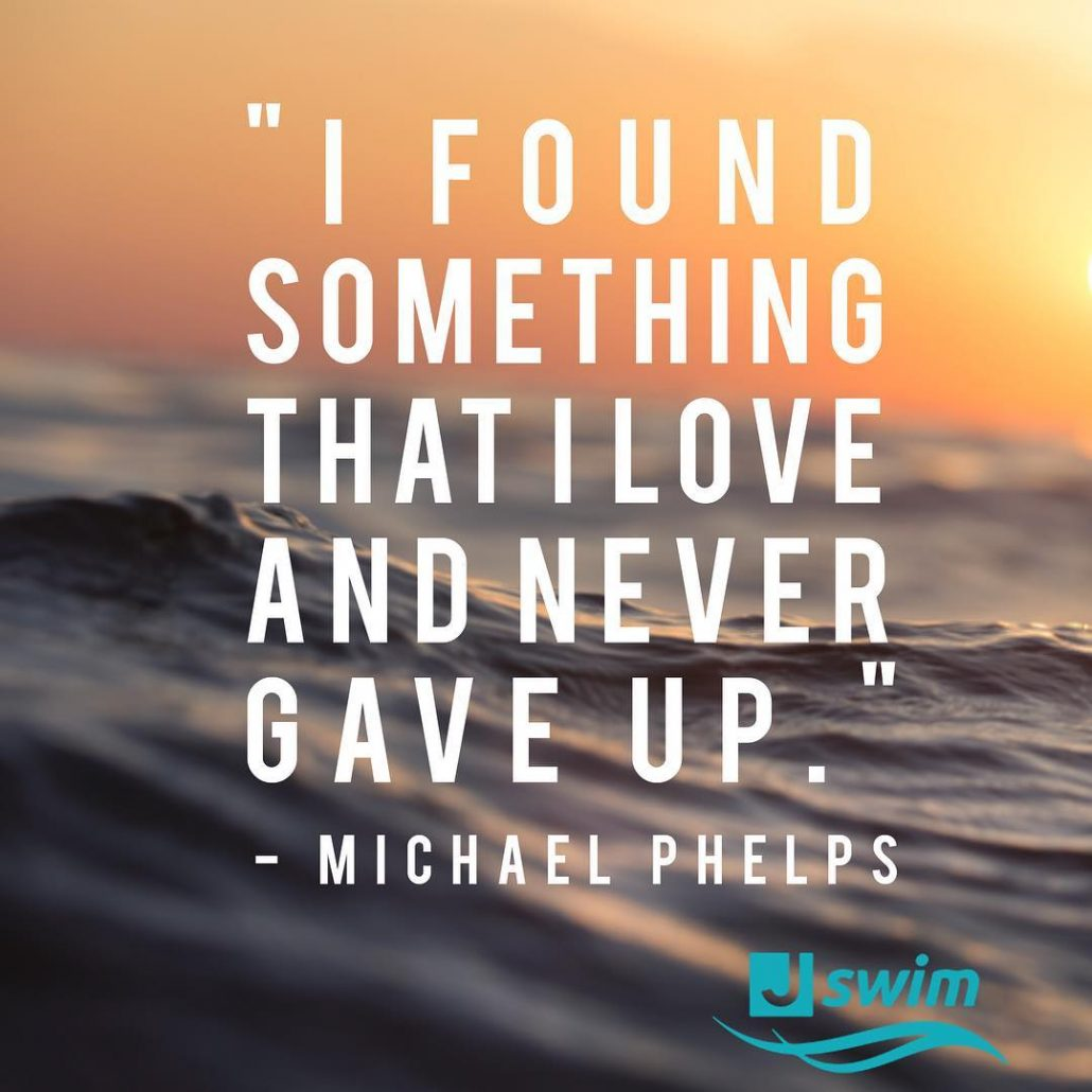 J Swim Club - Motivational Quotes