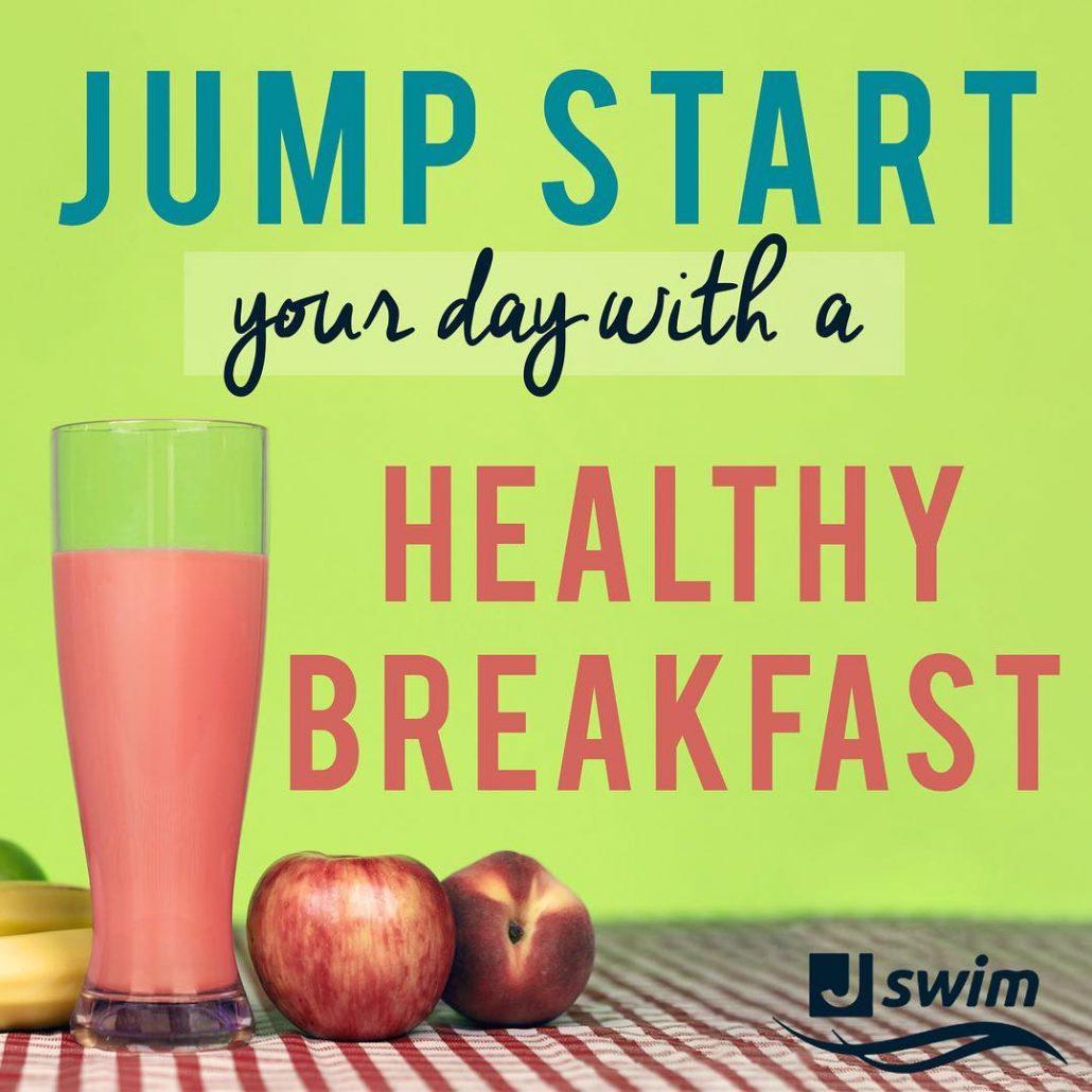 J Swim Club - Nutrition