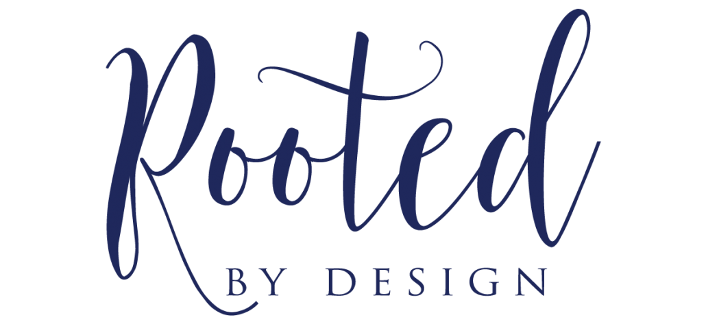 Rooted By Design logo