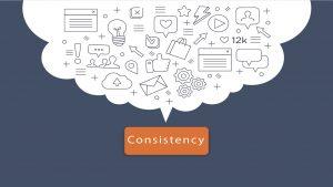 Marketing consistency