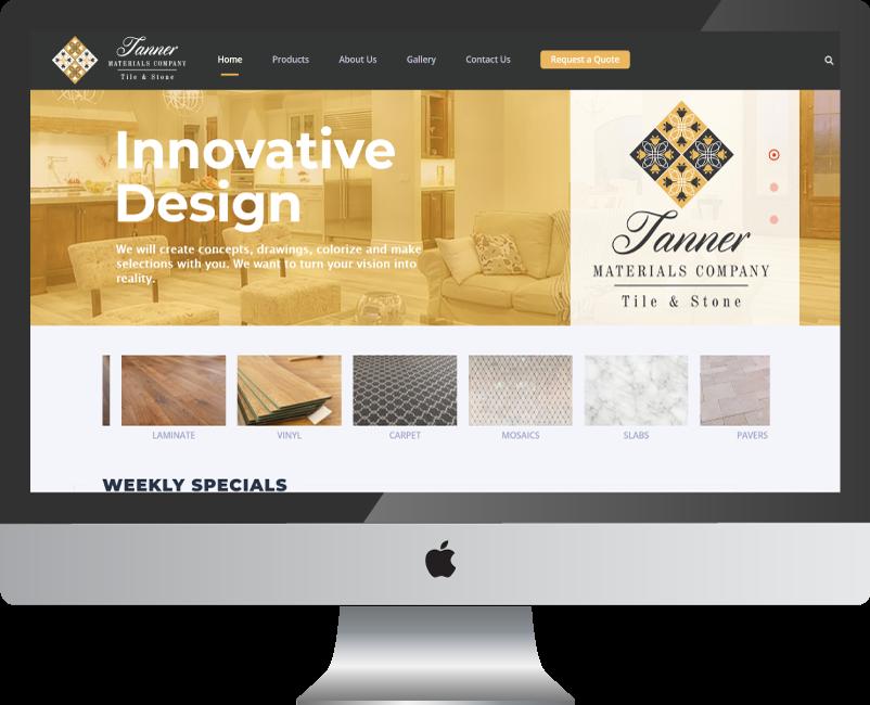 Tanner Materials screenshot