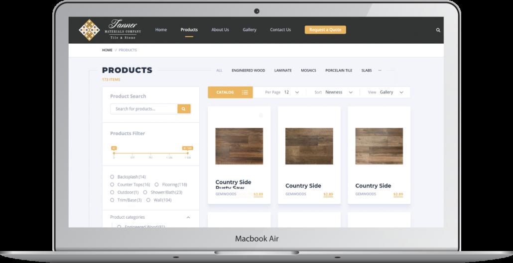 Tanner Materials screenshot-3
